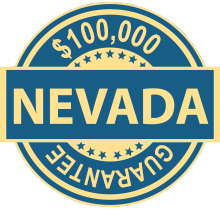 Nevada $100,000 Guarantee