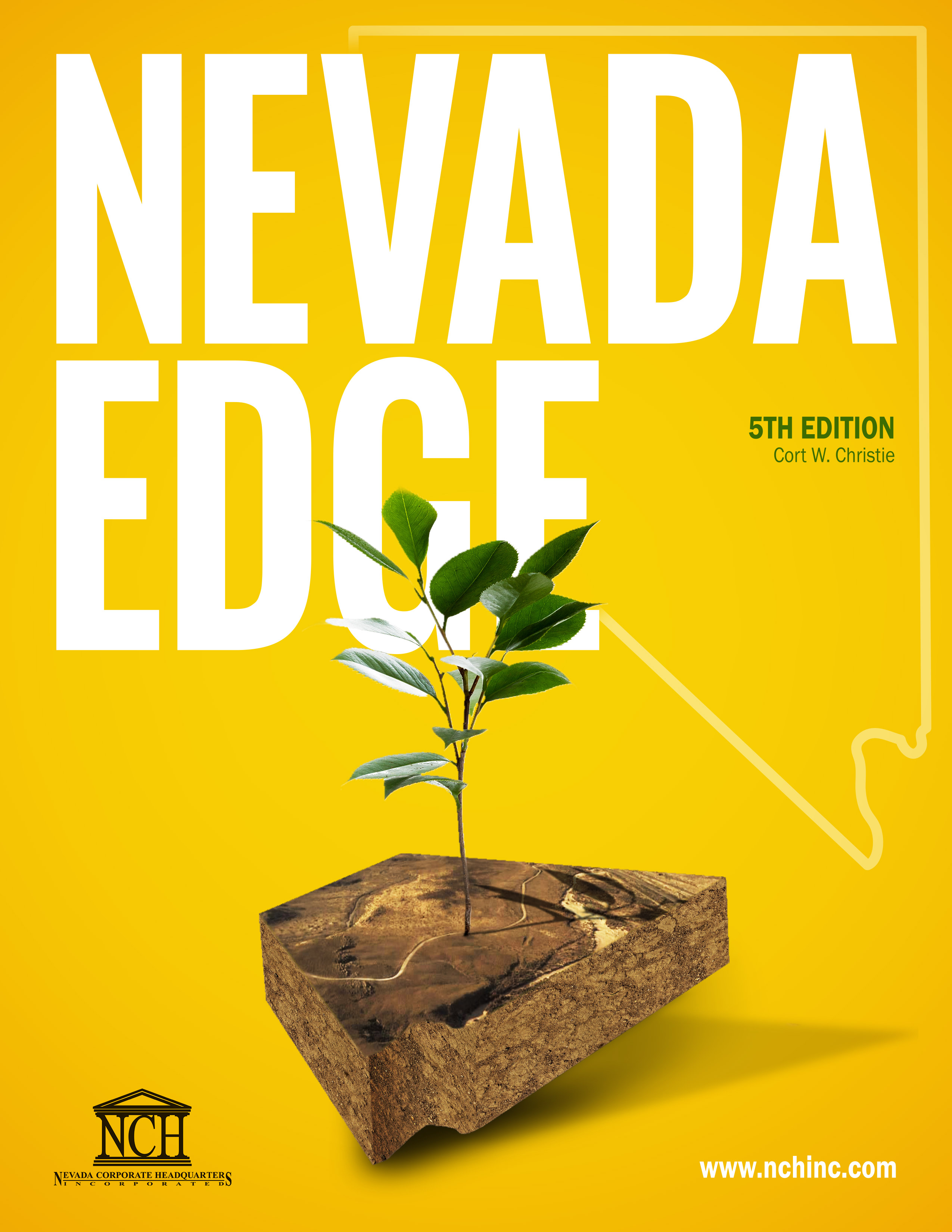 The Nevada Edge - 5th Edition